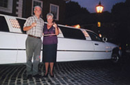 limousine for birthday parties in exeter