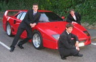 prom car exeter