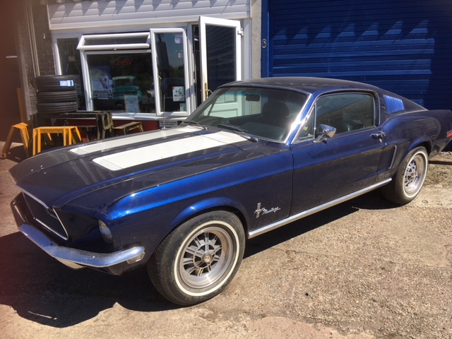 Ford Mustang Fastback GT - 1967